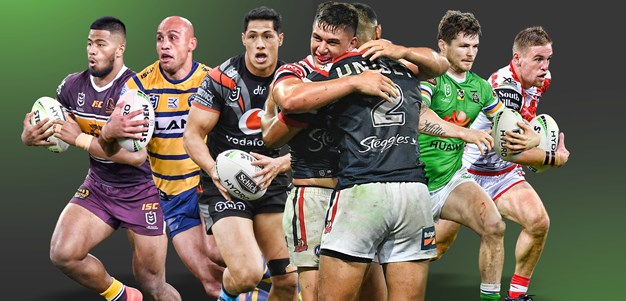 Dufty nominated for NRL.com Try of the Year