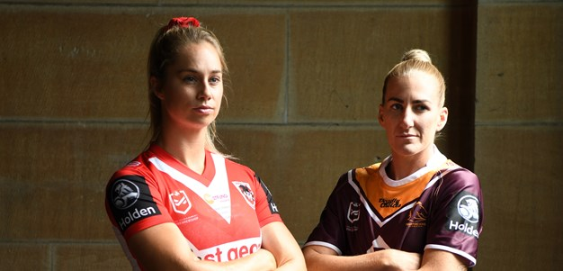 Tensions simmer as NRLW title goes on the line