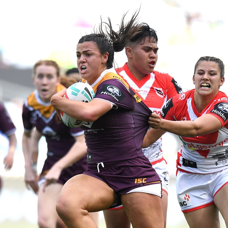 Jillaroos squad announced: Mixed news for Broncos