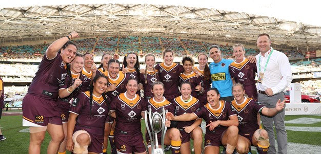 NRL confirms NRLW season will go ahead in 2020