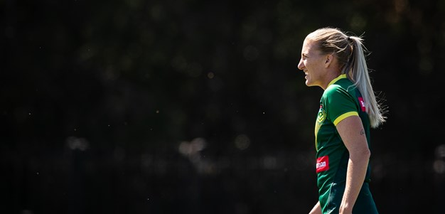 Brigginshaw: I fear this could be my last test