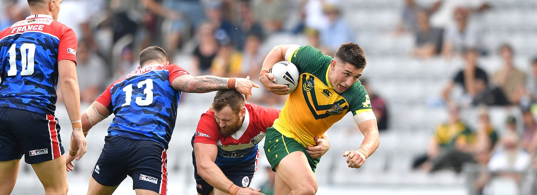 Kangaroos call-up proves perfect tonic for Radley