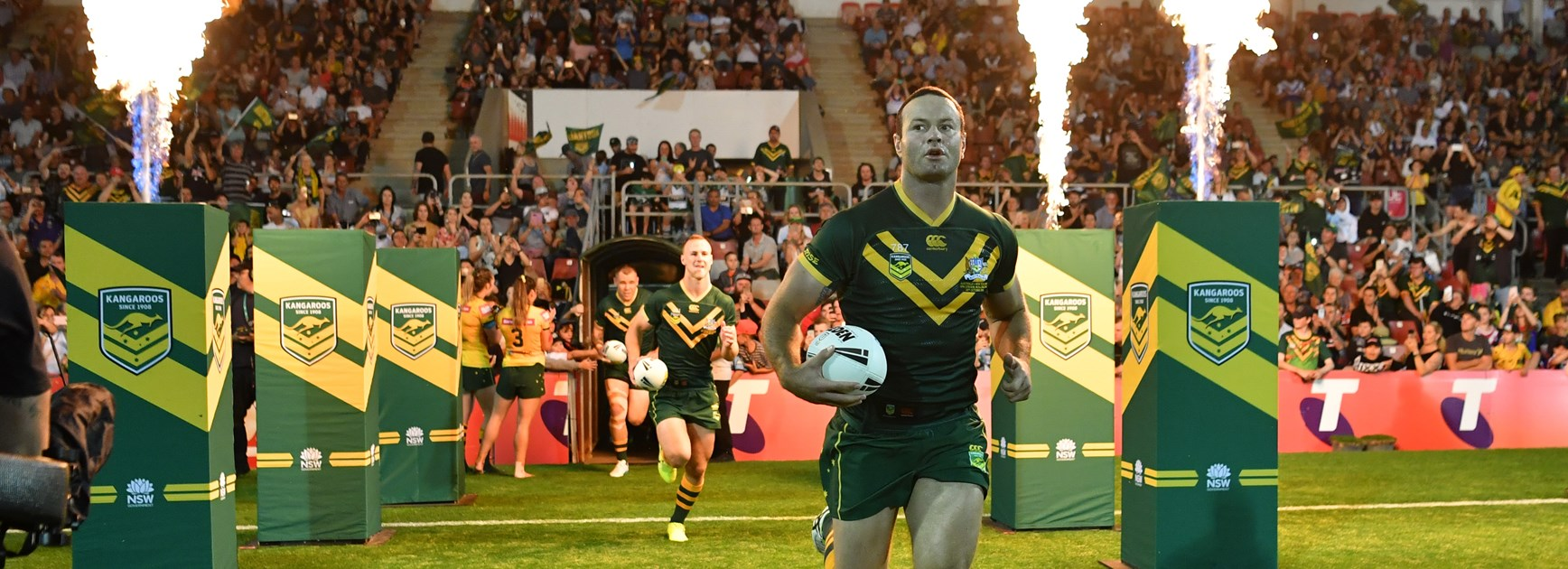 Meninga praises Cordner's leadership after achieving captaincy record