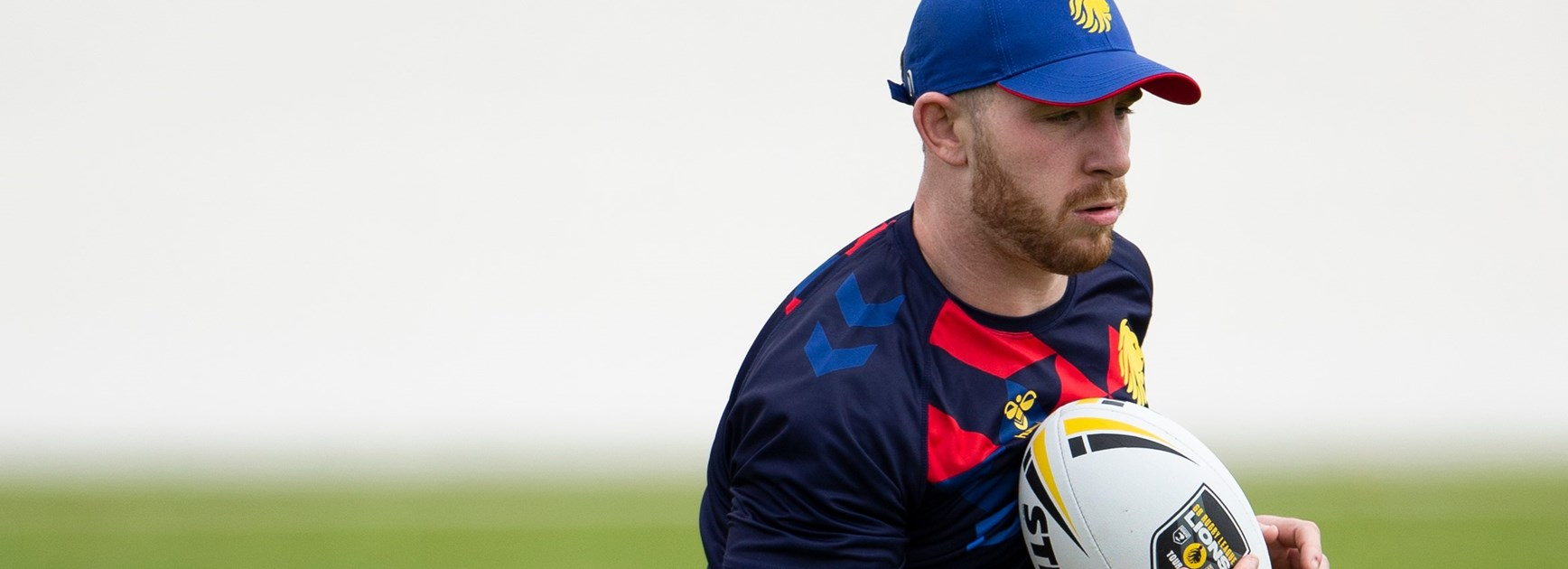 Great Britain halfback Jackson Hastings.