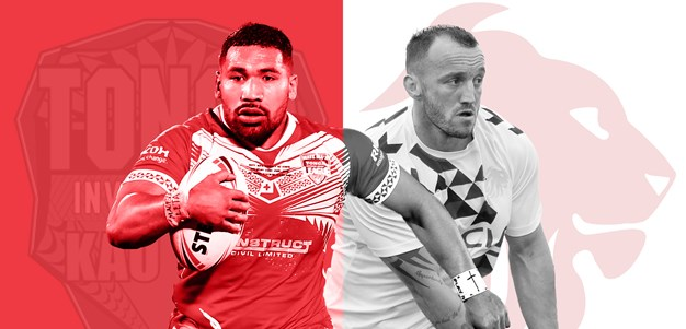 Match Preview: Tonga Invitational v Great Britain