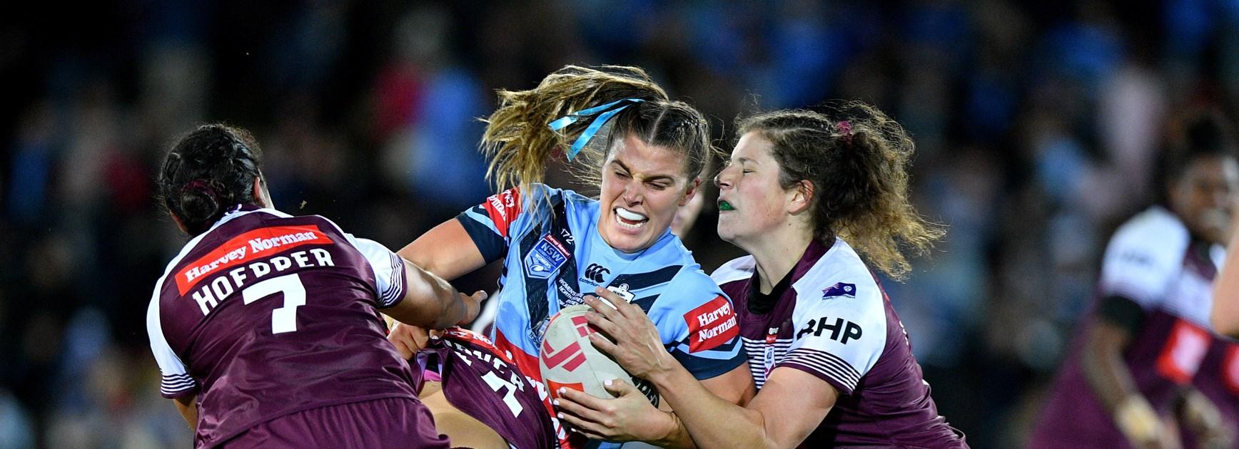 Women's Origin heading to Sunshine Coast in 2020