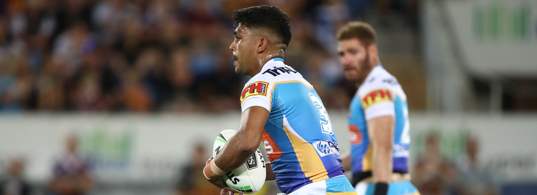 Peats in awe of Peachey's raw talent