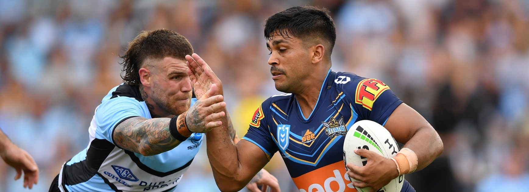 Peachey could depart Titans to make Panthers return