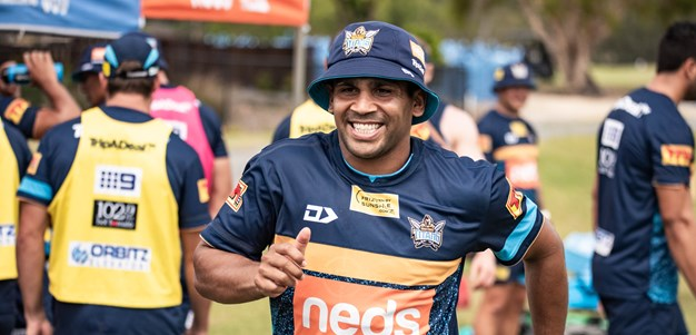 Peachey can be the Titans new 'gamebreaker'