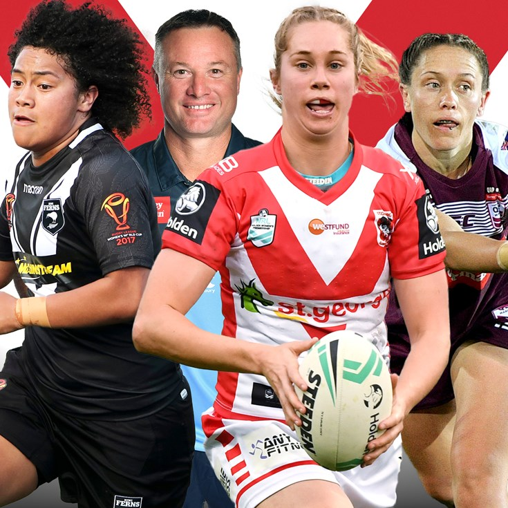 NRLW Dragons: 2019 season preview
