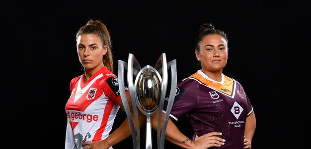 NRLW grand final by the numbers: Dragons v Broncos