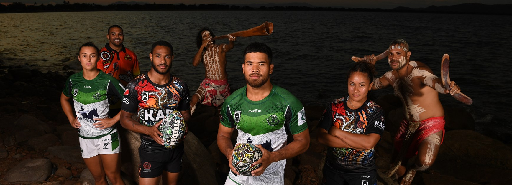 Townsville to host Indigenous v Maori All Stars