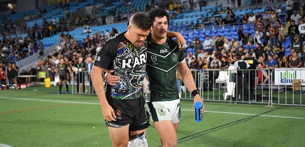 Daley counts shocking injury list and Smith's likely ACL blow