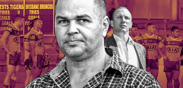 Renouf: My heart goes out to Seibold, Lockyer over Broncos' sad state