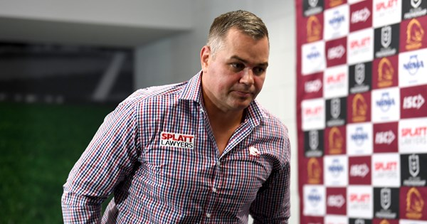 Broncos kick off Seibold talks over possible early exit – NRL.COM
