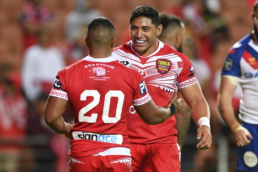 Jason Taumalolo has been a strong advocate for the Tongan players.