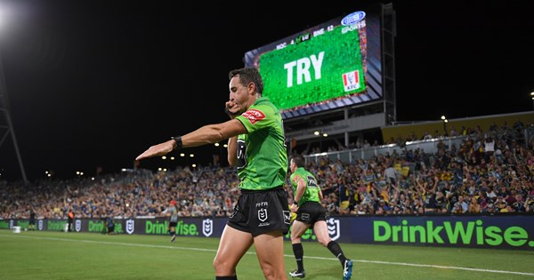 NRL 2020: One referee Peter V'landys on board with Project Apollo recommendation – NRL.COM