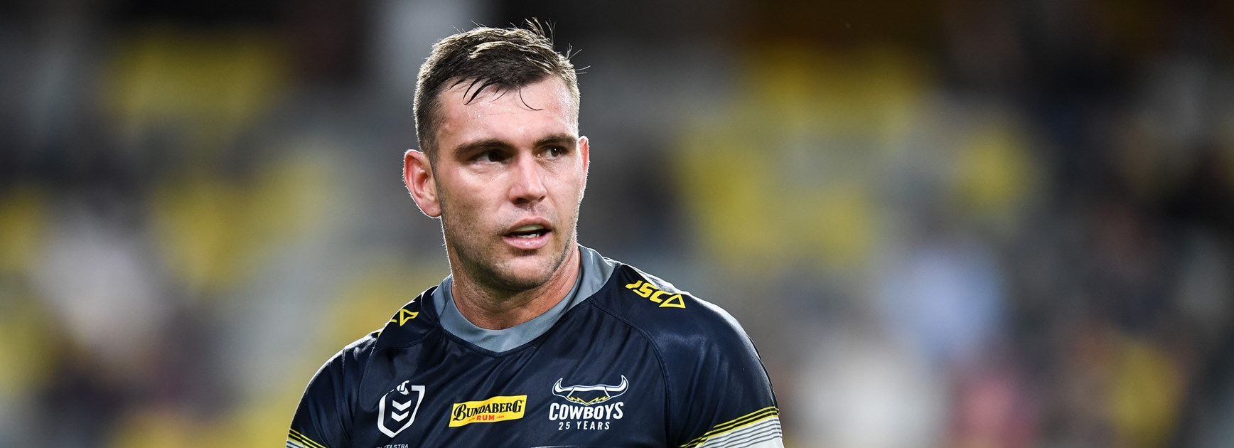 Local boy made good: Feldt recognised for helping Townsville community