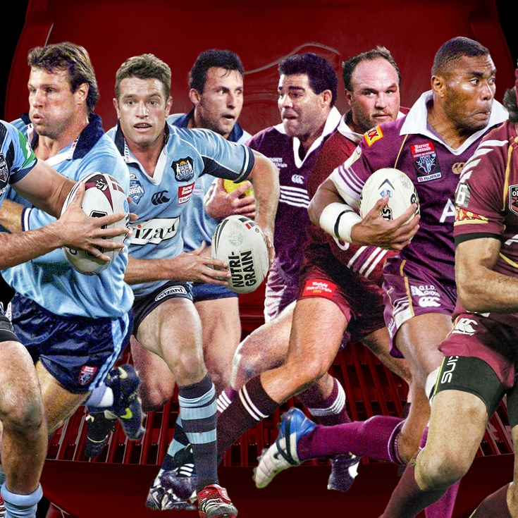 Votes are in: The Greatest Blues, Maroons teams of all
