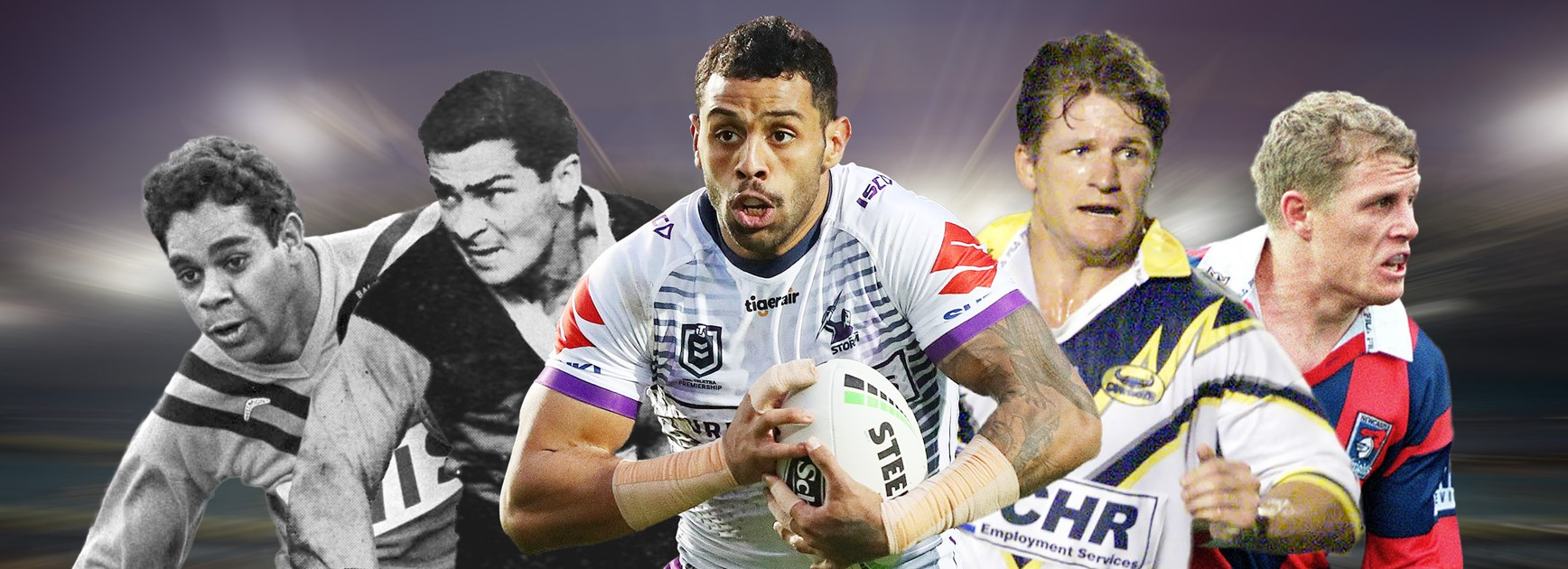 Rugby league's fastest of all time: Addo-Carr blitzes field