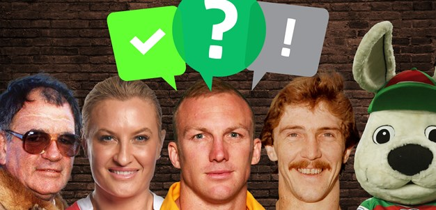 NRL Brain Teaser: 2020 grand final