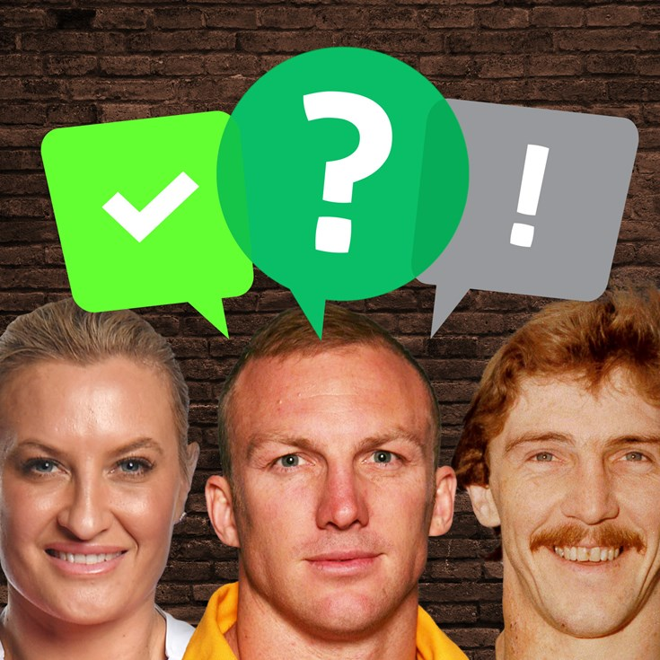 NRL Brain Teaser: 2020 NRL grand final