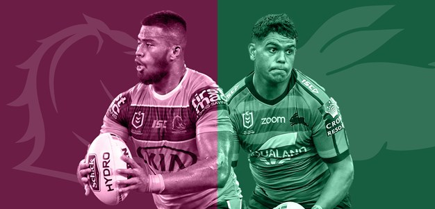Broncos v Rabbitohs: Hopoate in for Pangai; Bunnies unchanged