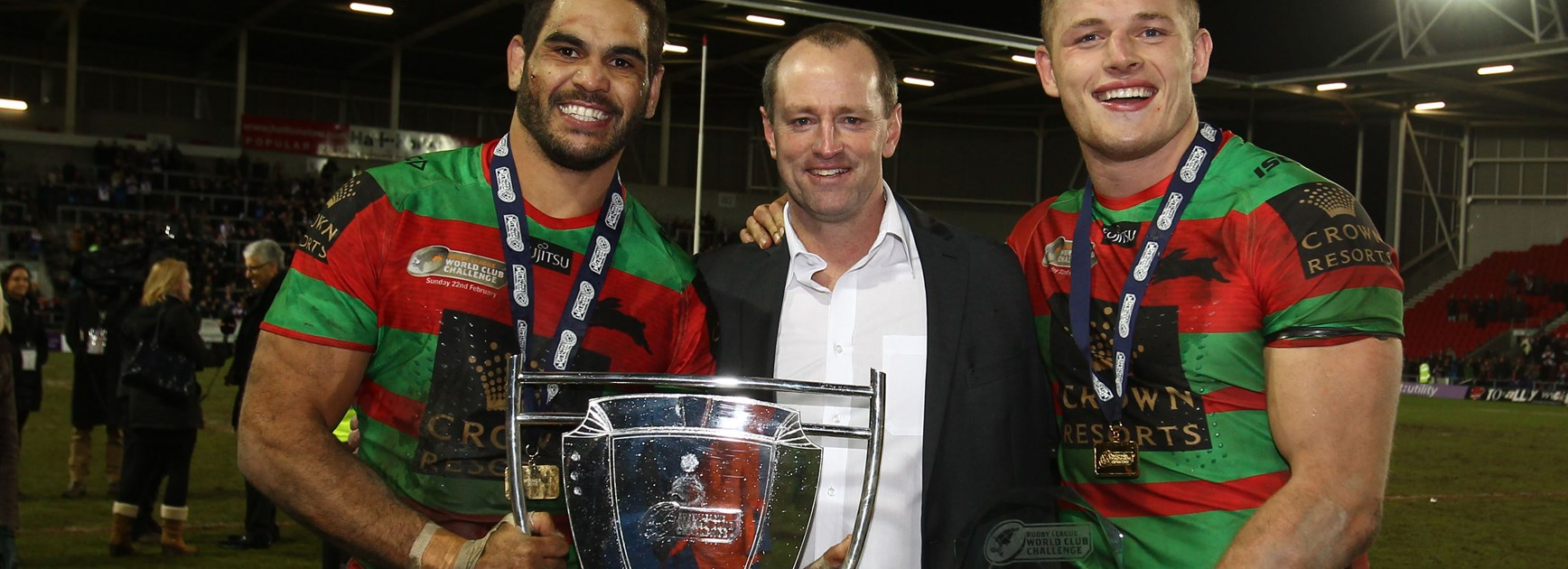 February 22: Rabbitohs rule the world; 100 greatest players named