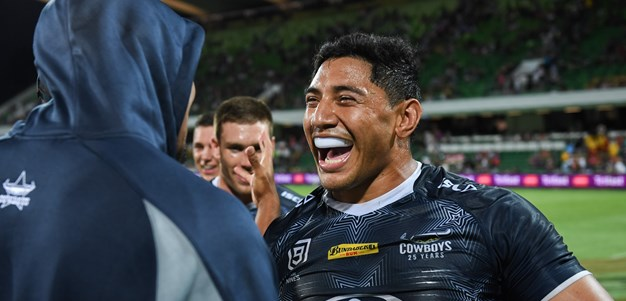 North Queensland Cowboys 2021 draw snapshot