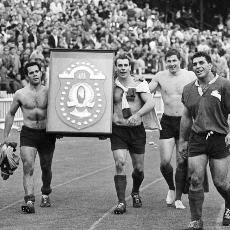 1967 grand final rewind: Souths end an era, kick off a new one