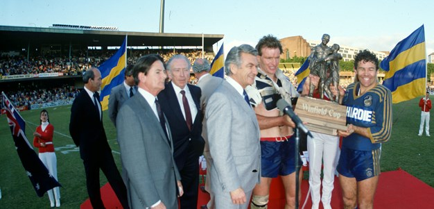 1983 grand final rewind: Eels complete last three-peat