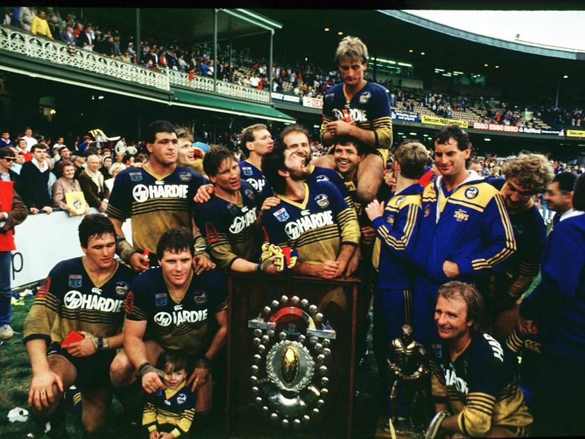 NRL 2021: 1986 grand final, Parramatta Eels, Canterbury ...