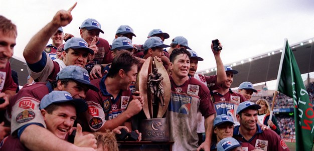 1996 grand final rewind: Manly's iron wall gets job done