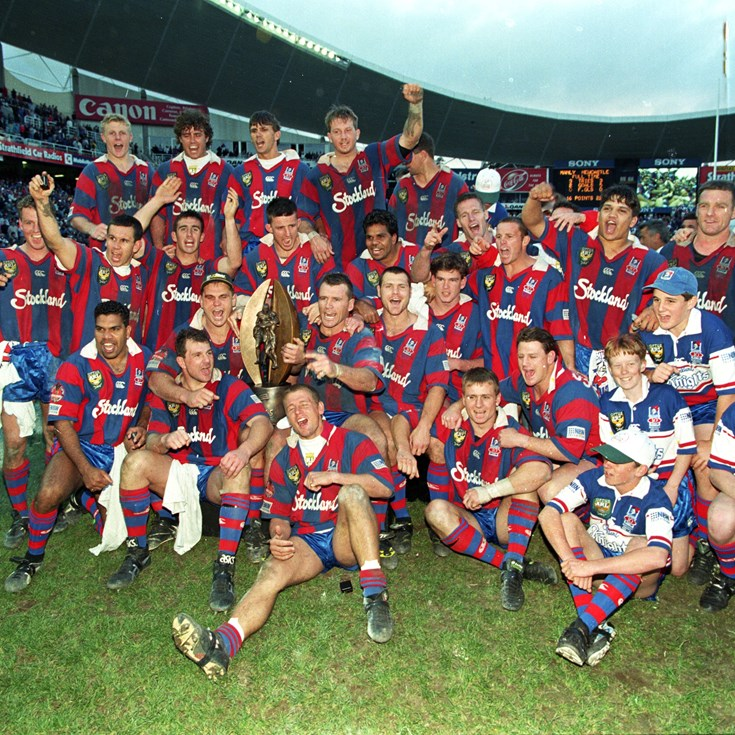 1997 grand final rewind: How Knights defied odds to upset Manly