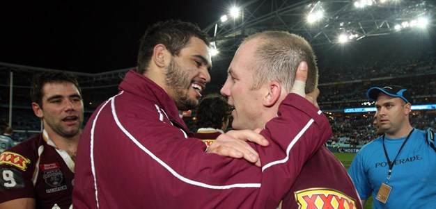 Origin rewind 2009: Mighty Maroons to the power of four