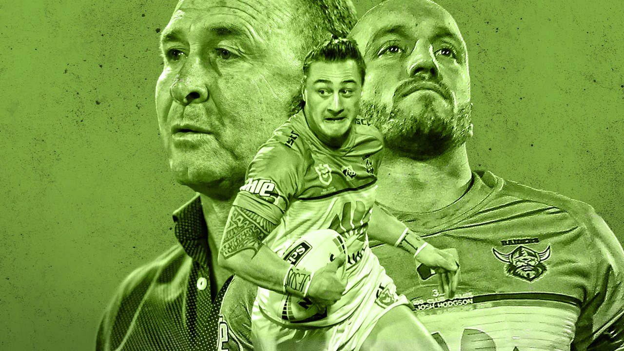Nrl 2020 Canberra Raiders Nrl Season Preview Nrl