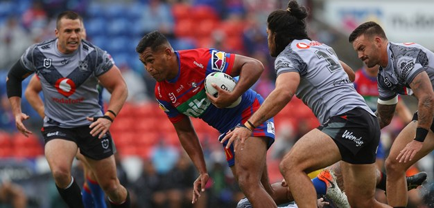 Table-topping Knights not getting carried away yet: Saifiti