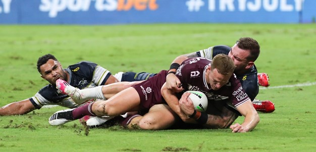 Sea Eagles get past Cowboys and into the eight