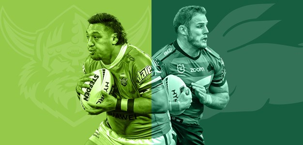 Raiders v Rabbitohs: Oldfield adds to injury woes; Serious setbacks for Souths