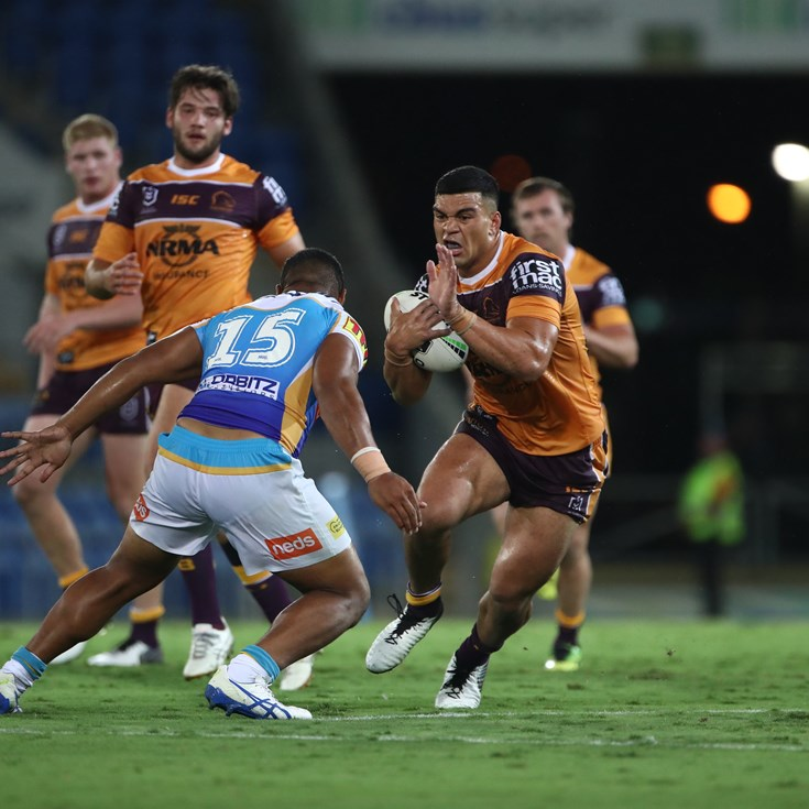 Titans brace for Fifita fire and target historic win