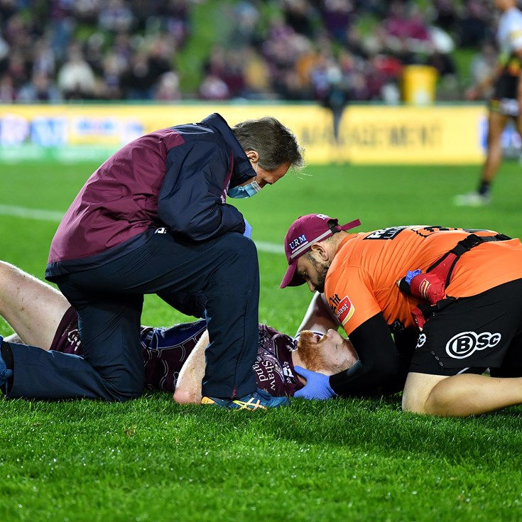 Hasler has more big holes to plug as injuries take hold