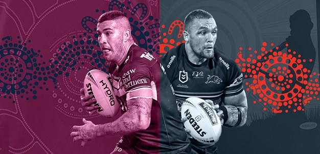 Sea Eagles v Panthers: Time on Thompson's side; Positive outlook for Kikau