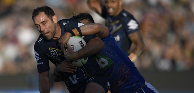 Shoulder to sideline Smith '2-3 weeks' as Storm nullify Knights
