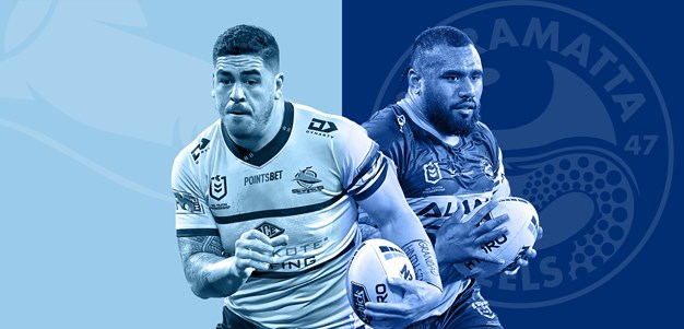 Sharks v Eels: Dugan cleared; Matterson out