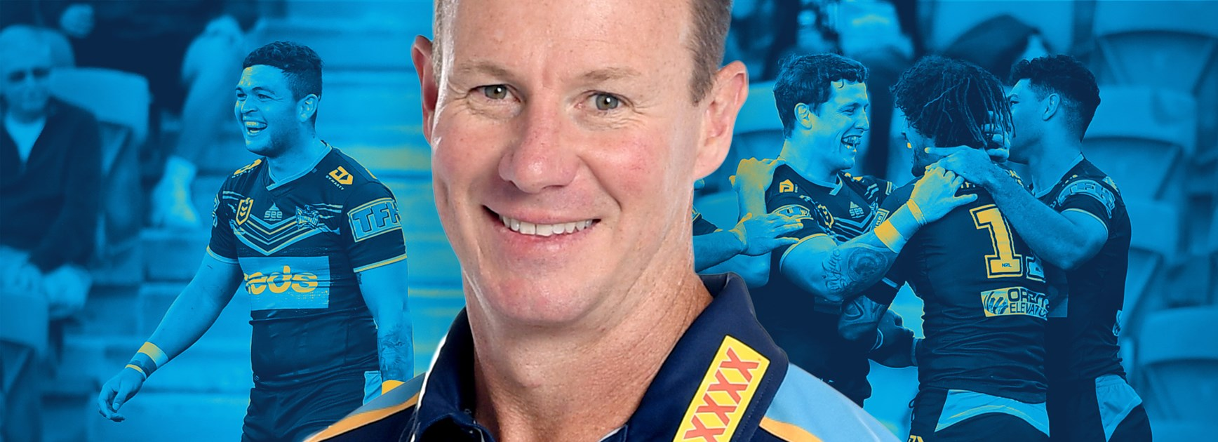 Titans plan to remove Holbrook from coaching merry-go-round