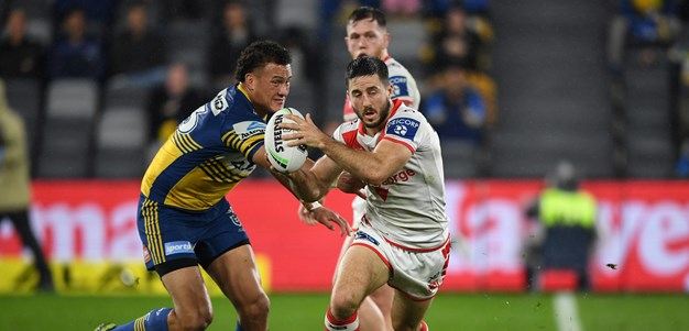 McGregor farewelled with Dragons' win over Eels