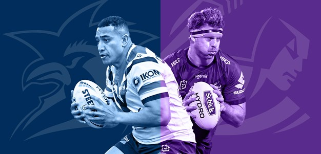 Roosters v Storm: Debutant replaces Hall; Lee returns