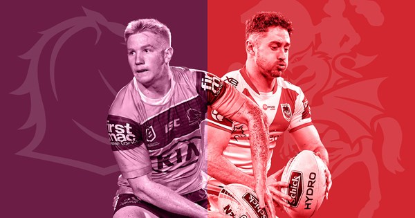 NRL 2020: Brisbane Broncos v St George Illawarra Dragons Round 15 match preview – NRL.COM