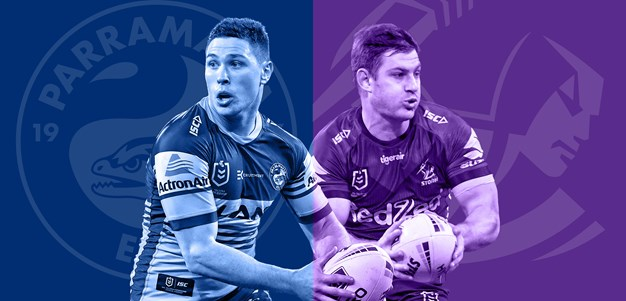 Eels v Storm: Opportunity to atone; Hughes unlikely