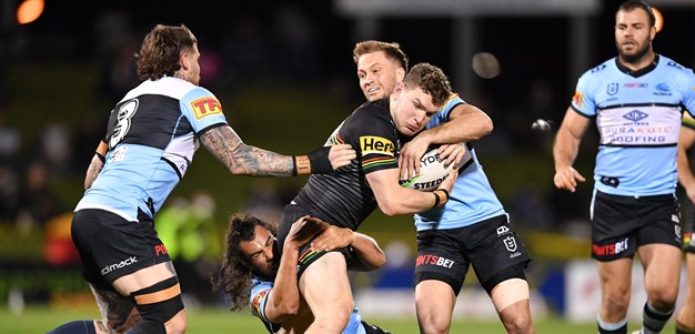 Sharks Stat to Fix: Missed tackles